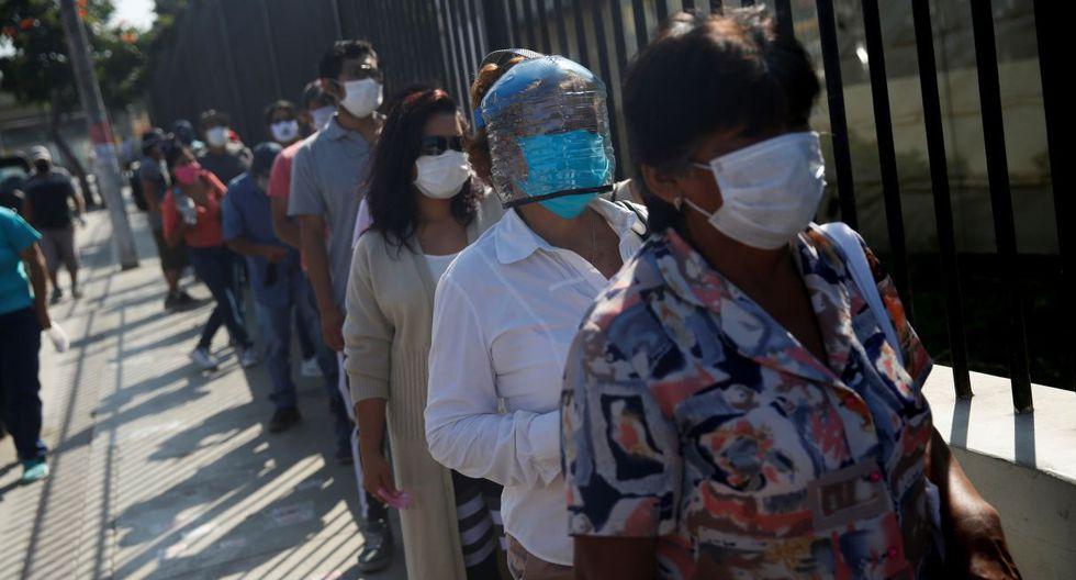 Subió la cantidad de contagiados por COVID-19. (Foto: Reuters)