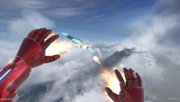 'Marvel's Iron Man VR' salió a la venta hoy 3 de julio.