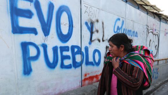 Bolivia irá a elecciones presidenciales el próximo 20 de octubre. (EFE/Martin Alipaz).