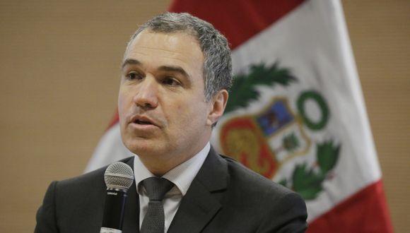 """Salvador del Solar consideró que con lo hecho por el Parlamento se da la imagen de que los legisladores """"no quieren rendir cuentas ante la Justicia"""". (Foto: PCM / Video: Latina)"""