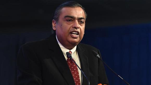 Mukesh Ambani (Foto: Getty)
