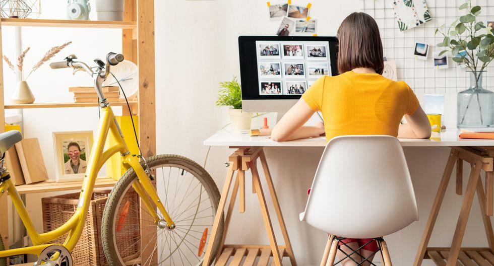 FOTO | Home office: 22 apps y páginas que le ayudarán a trabajar a distancia (Foto: iStock)