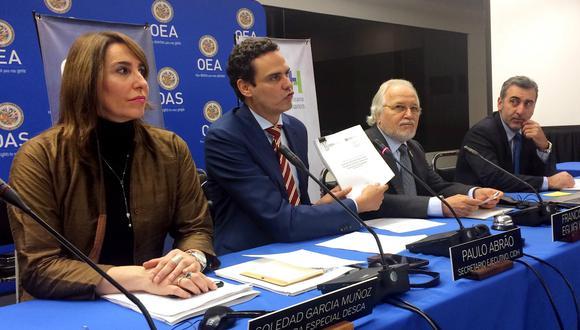 Paulo Abrao, secretario ejecutivo de la CIDH. (Foto: AP)