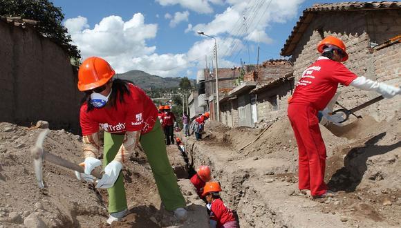 Trabaja Perú es un programa fortalecido en el marco de la emergencia sanitaria y recesión económica. (Foto: MTPE)