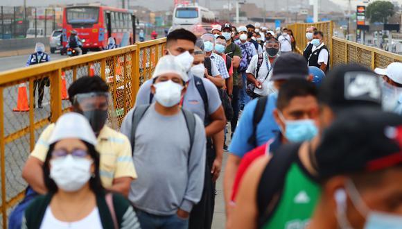 El último viernes, el Minsa actualizó las cifras de nuevos decesos y contagios por COVID-19 en el país. (Foto: GECl)