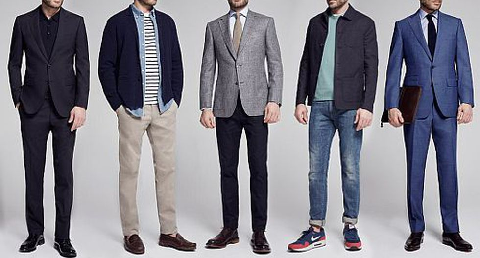 Moda Masculina Cinco Looks Infalibles Para Una Cena