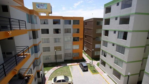 Un departamento medio en la ciudad, con 2 habitaciones y 60m2 tiene un precio promedio de S/ 397,000. (Foto: Andina)