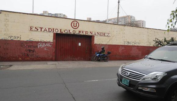 Estadio Lolo Fernández