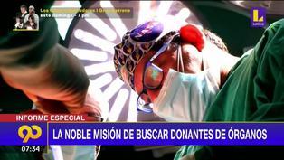 Conoce la difícil y silenciosa misión de buscar potenciales donantes de órganos