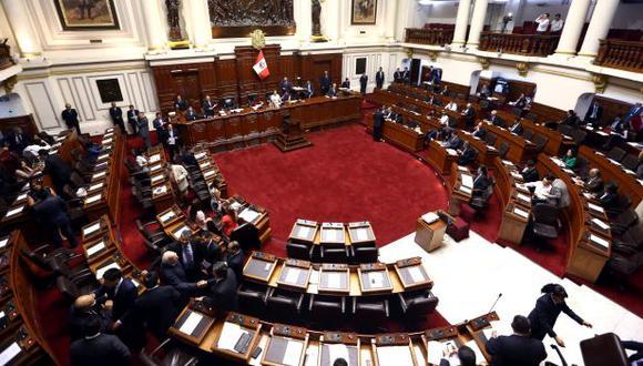 Integrantes del Congreso disuelto podrán ser procesados. (Foto: Congreso)