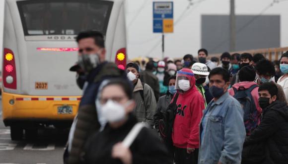El paro general de transporte público urbano en Lima y Callao es de 24 horas. (Foto: GEC)