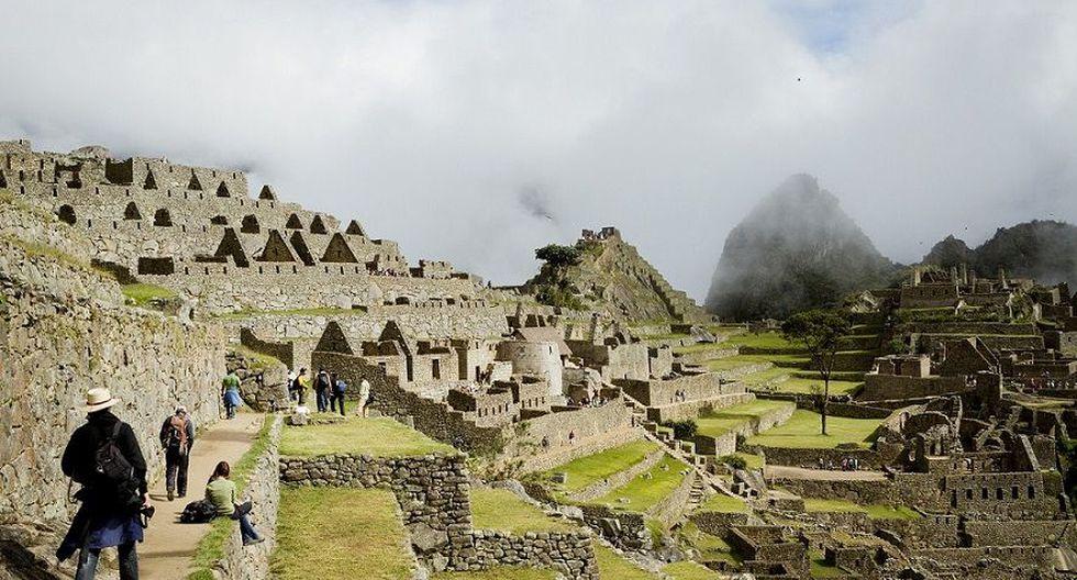 El segundo trofeo que recibió Perú llegó gracias a Machu Picchu, tras ser considerado la Mejor atracción turística. (Foto: Promperú)