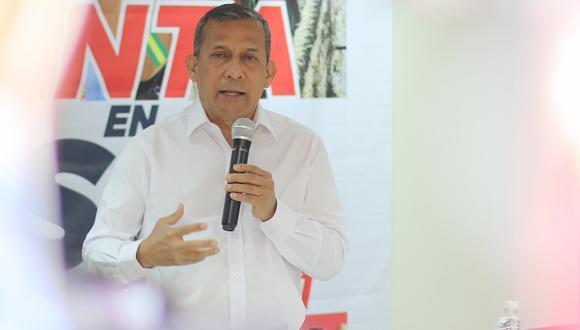 """Ollanta Humala aseguró que los peruanos """"eligieron lo peor"""" en el 2016. (Foto: GEC)"""