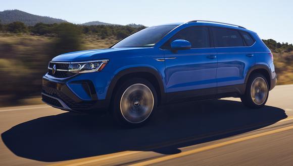 El modelo norteamericano más nuevo de Volkswagen AG, el Taos, es quizás el ejemplo más claro de esta tendencia.