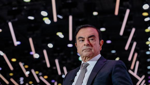 Carlos Ghosn. (Foto: Bloomberg).