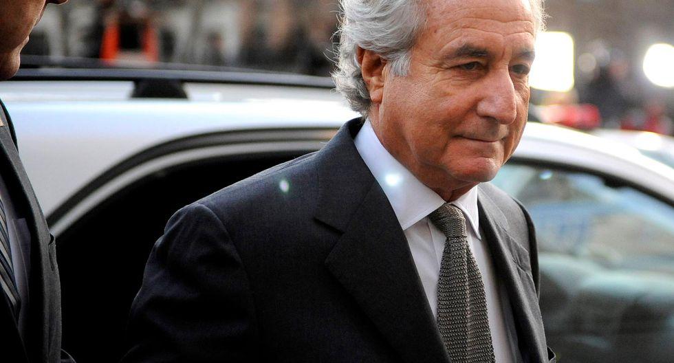 Bernie Madoff. (Foto: AFP).