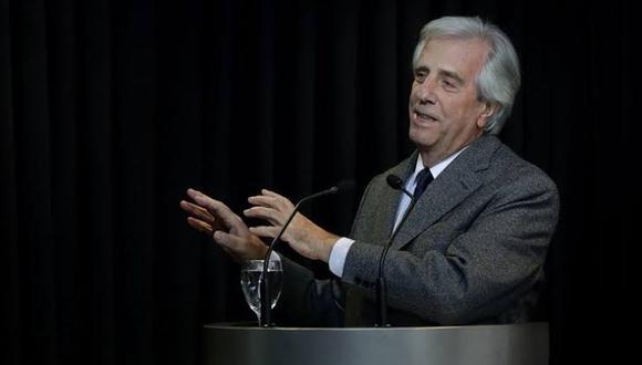 Tabaré Vázquez podrá realizar sus actividades presidenciales en Uruguay con normalidad. (Foto: EFE)