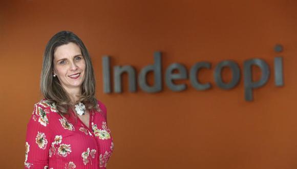 Hania Pérez de Cuéllar Lubienska, presidenta del Consejo Directivo del Instituto Nacional de Defensa de la Competencia y de la Protección de la Propiedad Intelectual - Indecopi (Foto: Difusión | Indecopi)