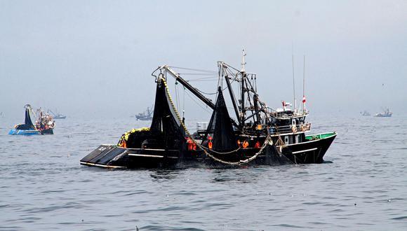 El buen desempeño de la pesca industrial en abril fue por la mayor disponibilidad de materia prima para el rubro de harina de pescado. (Foto: Difusión)