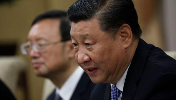 Xi Jinping. (Getty Images).