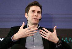 Redes sociales estarán más reguladas, según cofundador de Facebook