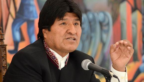 Morales convoca reunión con los miembros de la Organización del Tratado de Cooperación Amazónica (Foto: AFP)