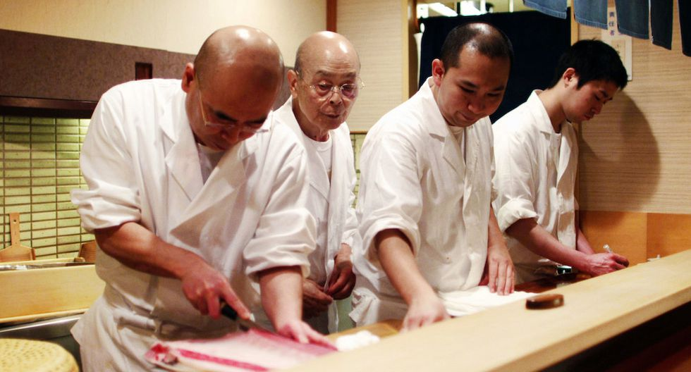 FOTO 8 | 8. Jiro Dreams of Sushi (2011)