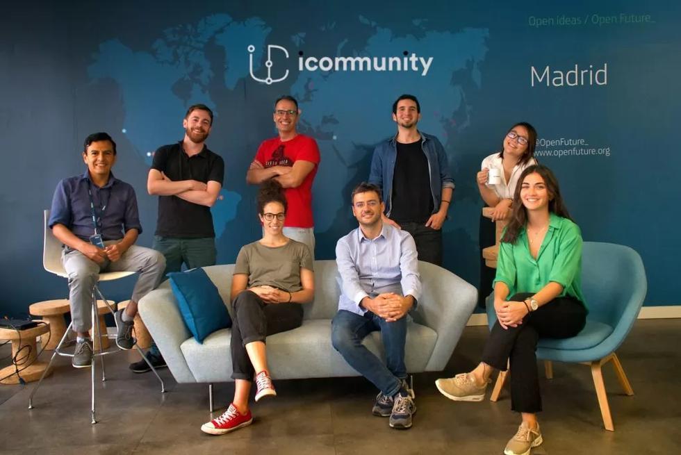 iCommunity Labs: Plataforma 'SaaS' de tecnología 'blockchain'