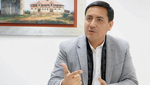 Retail. Con ampliación actual, Plaza San Miguel tendrá 230,000 m2 de área comercial, dijo alcalde Juan Guevara. (Foto: Difusión)