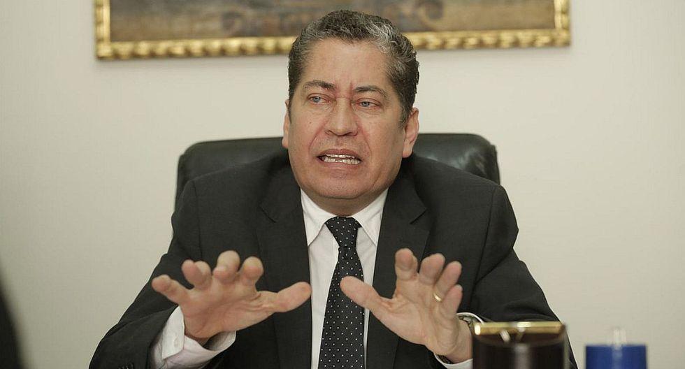 Dos trabajadoras más se sumaron a denuncias de maltratos contra el magistrado del TC Eloy Espinosa-Saldaña. (Foto: GEC)