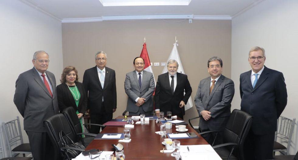 La juramentación de los miembros de la JNJ se realizará el 6 de enero del 2020. (Foto: Difusión)