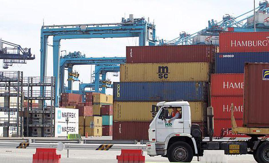 Perú reportó US$45,000 millones en intercambio comercial entre enero y junio de este año, según cifras de la CCL.(Foto: El Comercio)