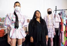"Annaiss Yucra: ""Los diseñadores de moda también deben ser agentes de cambio social"""