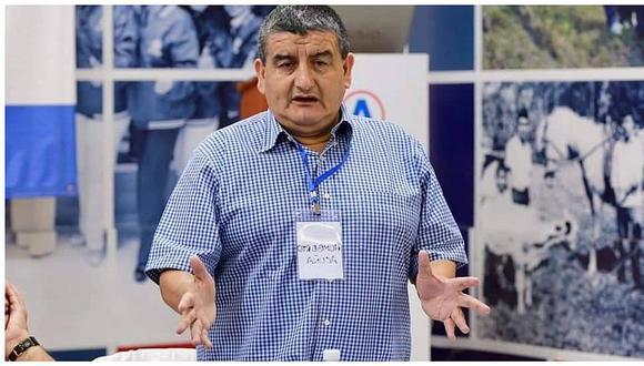 """Humberto Acuña: """"Lamento lo que le está sucediendo a Yehude Simon"""". (Foto: GEC)"""