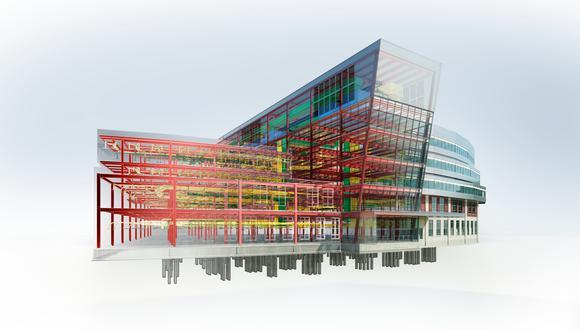 El Building Information Modeling (BIM) es una herramienta de trabajo colaborativo.