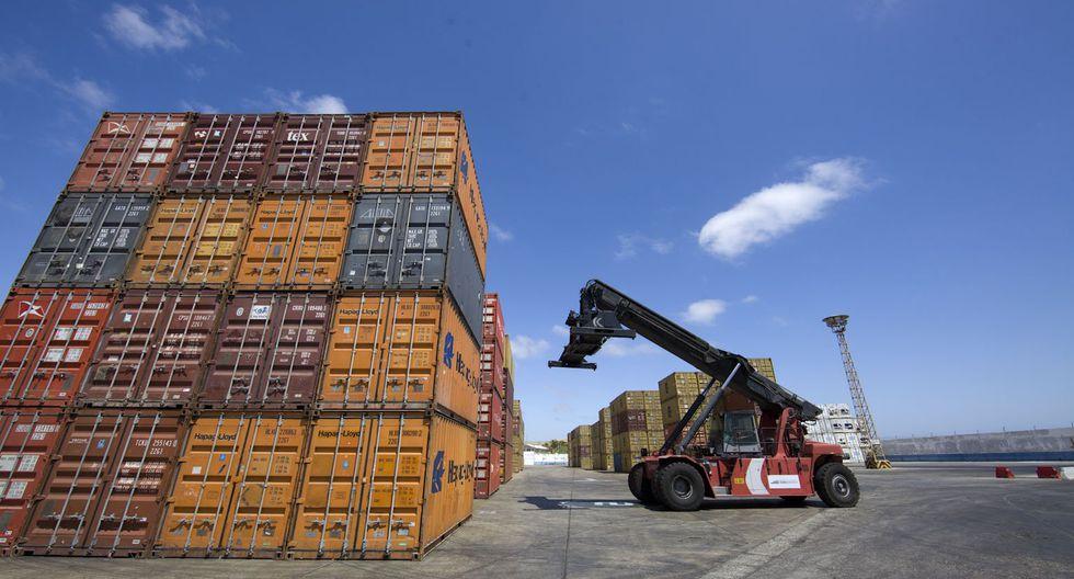 FOTO 6   Logística. Se debe buscar optimizar, entre otros, el puerto del Callao en materia de seguridad y eje logístico. (Foto: GEC)