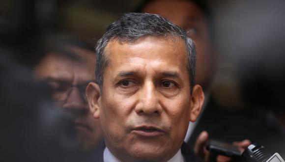 """""""Este tema [la prisión de Antauro] ha sido un parteaguas en mi familia porque mi padre cree que tenía que indultarlo"""", sostuvo el expresidente Humala."""