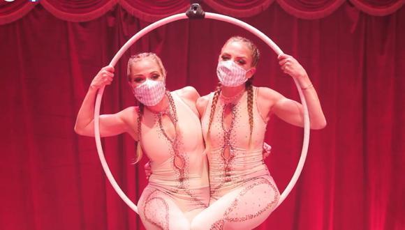 La Tarumba brinda espectáculos online ante el cierre de los circos. (Foto: La Tarumba)