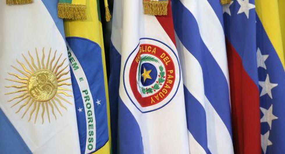 Mercosur busca firmar un acuerdo comercial antes de fin de año. (Foto: Reuters)