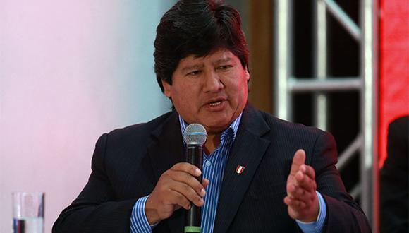 """Edwin Oviedo indicó que colaborará con todas las investigaciones en su contra """" hasta que la verdad caiga por su propio peso"""". (Video: Canal N / Foto: Agencia Andina)"""