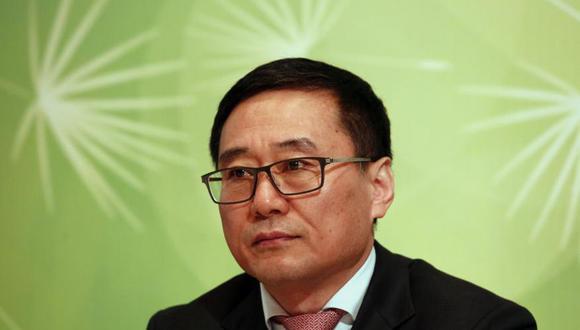 Li Zhiming, ex director ejecutivo de Sinopharm. (Reuters)