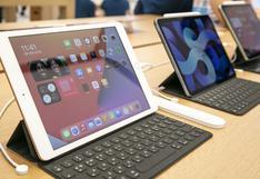 Esta es la nueva iPad que desarrolla Apple prevista para salir al mercado el 2022