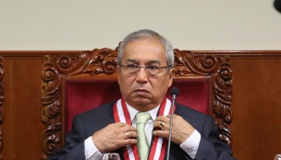 Chávarry fue denunciado por los delitos de atentado contra la conservación e identidad de objeto (instigador), encubrimiento personal y encubrimiento real. (Foto: GEC)