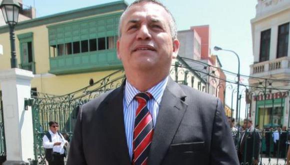 Daniel Urresti. (Foto: GEC)
