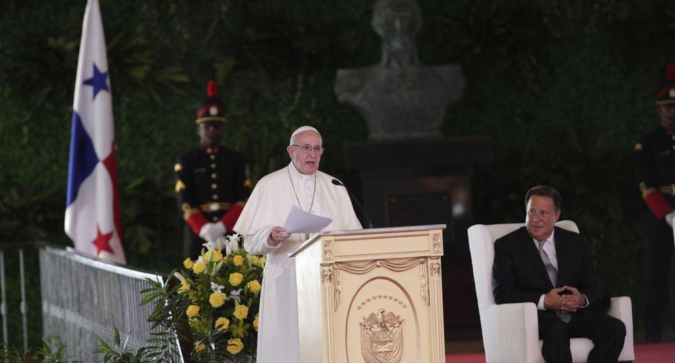 Papa Francisco. (Foto: EFE).