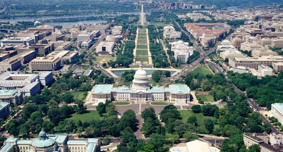 Foto 6 | Washington: La capital federal, financiada directamente por el Congreso, no tendría fondos para su recolección de basura, limpieza de calles y servicios de biblioteca. Las escuelas y el transporte público continuarían funcionando.