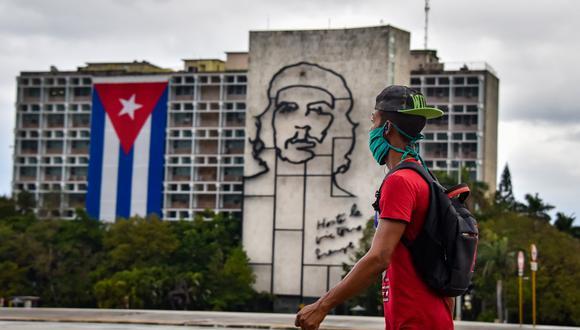 """Estados Unidos vuele a incluir a Cuba en la lista negra de """"Estados patrocinadores del terrorismo"""". (Foto:  ADALBERTO ROQUE / AFP)"""
