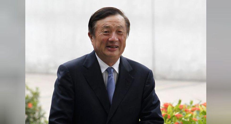 """Fundador de Huawei considera que Estados Unidos """"subestima"""" a su empresa. (Reuters)"""