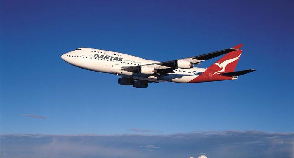 La aerolínea australiana aplicó el uso de tecnología móvil para monitorear los patrones de sueño, el consumo de comida y bebida, la luz y la actividad física de los 52 tripulantes de prueba. Foto: Facebook @QantasSAM