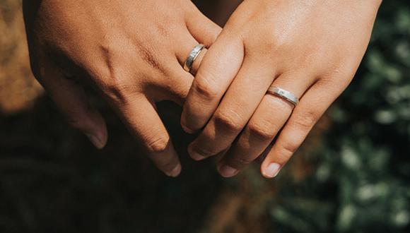 Matrimonio igualitario. (Foto referencial: Getty)